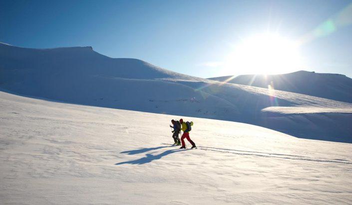 Svalbard booking ski