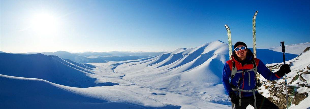 Svalbard booking ski1