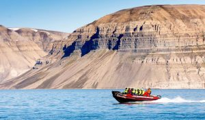 Svalbard Booking fisketur