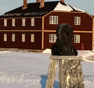 BM isfjord radio 1