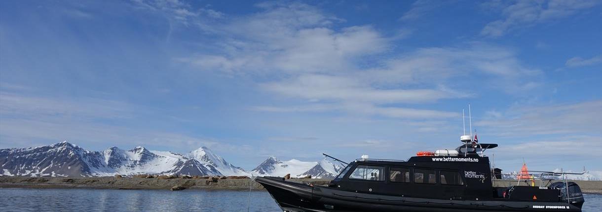 Isfjord Radio BM 6